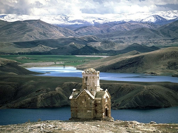 Armenian Church - North-Western Iran