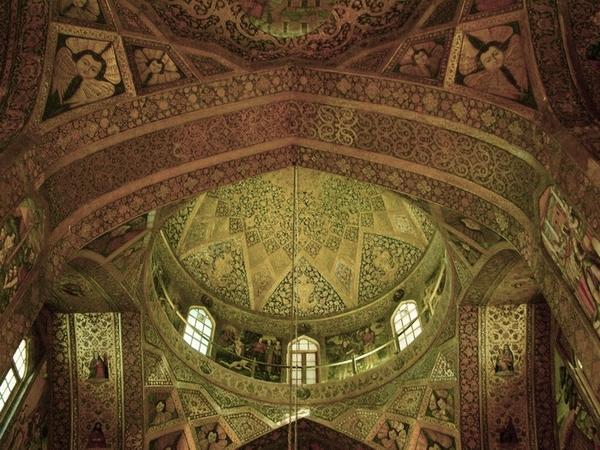 Vank Cathedral - Isfahan, Iran