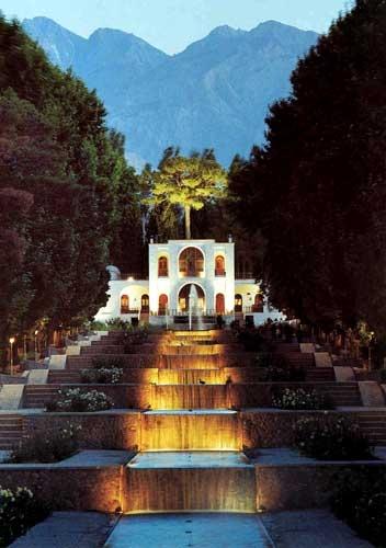 Shahzadeh Gardens -Mahan - Kerman