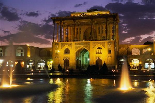 Aali Gaapou - Isfahan, Iran