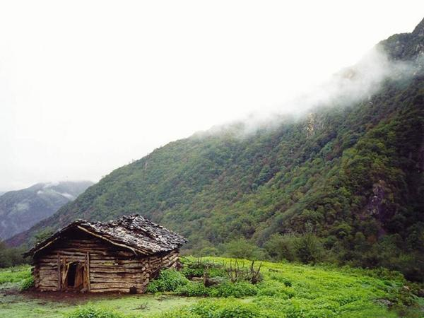 Cottage in northern Iran