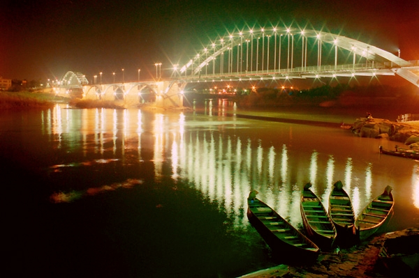 White Bridge - Ahwaz, South-Western Iran