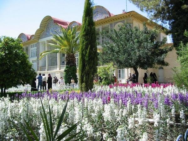 Bagh-e Eram Palace & Gardens - Shiraz