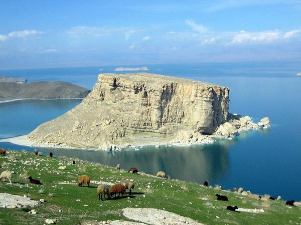 Lake Oroomieh - North-Western Iran