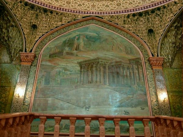 Marble Palace - Tehran